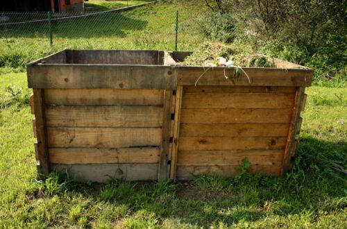kompost kompostownik